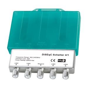 DiSEqC Schalter | Switch