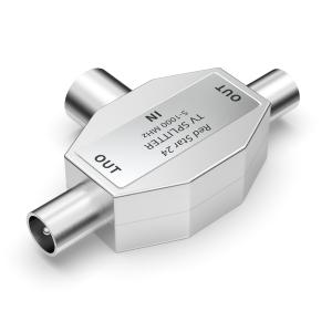 Antennen-Verteiler 2 Fach - Antennenverteiler -...