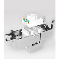 CAT 6a Keystone Modul Jack STP/RJ45 12x