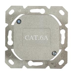 Cat6a Netzwerkdose Werkzeug Set Netzwerk Dose Kabel Aufputz Unterputz Cat 6 LSA 2x Keine Wahl