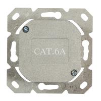 Cat6a Netzwerkdose Werkzeug Set Netzwerk Dose Kabel Aufputz Unterputz Cat 6 LSA 10x Keine Wahl