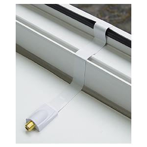 Fensterdurchführung SAT Flachkabel SAT Kabel HDTV Türen Durchführung W