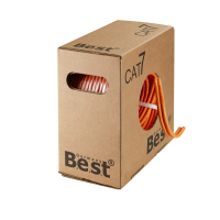 Cat 7 Verlegekabel Netzwerkkabel Simplex Duplex Cat7 Installation Kabel 10Gbit CAT8