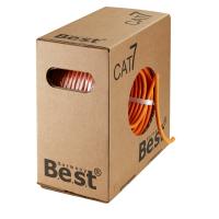 Cat 7 Verlegekabel Netzwerkkabel Simplex Duplex Cat7 Installation Kabel 10Gbit Cat7 Simplex 200m Abrollbox
