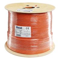 Cat 7 Verlegekabel Netzwerkkabel Simplex Duplex Cat7 Installation Kabel 10Gbit Cat7 Duplex 50m