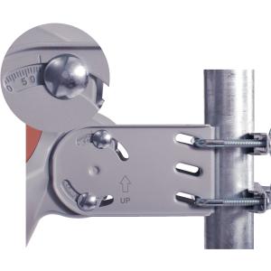 Sat Spiegel Schüssel DUR-line 75 Select 80cm Alumium ALU Single Twin Quad Octo Sat Schüssel Dur Line Rot
