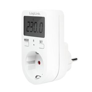 Energiekostenmessgerät Stromzähler Steckdose...