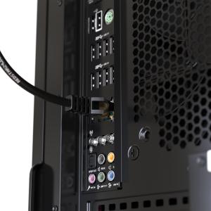 Patchkabel CAT7 Gigabit LAN DSL Netzwerk Ethernet Kabel Netzwerkkabel 10 m